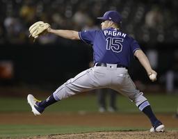MLB Game Recap - Rays v Athletics | NBC Sports Bay Area